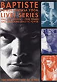 Baron Baptiste's Live! Series DVD