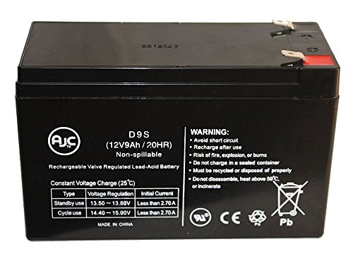 Belkin Regulator Pro Gold 325 12V 9Ah UPS Battery – This is an AJC Brand® Replacement