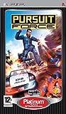 Pursuit Force - Platinum Edition (PSP)