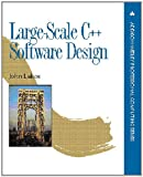 Large-Scale C++ Software Design (Addison...