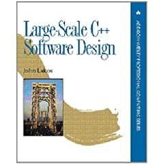 Large-Scale C++ Software Design