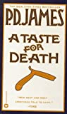 A Taste for Death (0446323527) by P. D. James