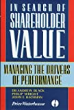 img - for In Search of Shareholder Value book / textbook / text book