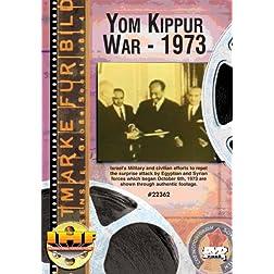 Yom Kippur War-1973 DVD