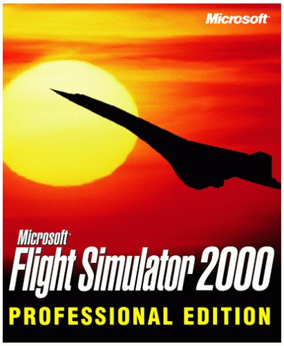 Microsoft Flight Simulator 2000 Professional