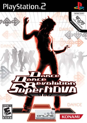Dance Dance Revolution Supernova - Playstation 2 (Game)