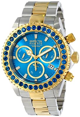 Invicta Men's 14448 Pro Diver Analog Display Swiss Quartz Two Tone Watch