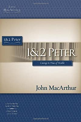 1 & 2 Peter (MacArthur Bible Studies)