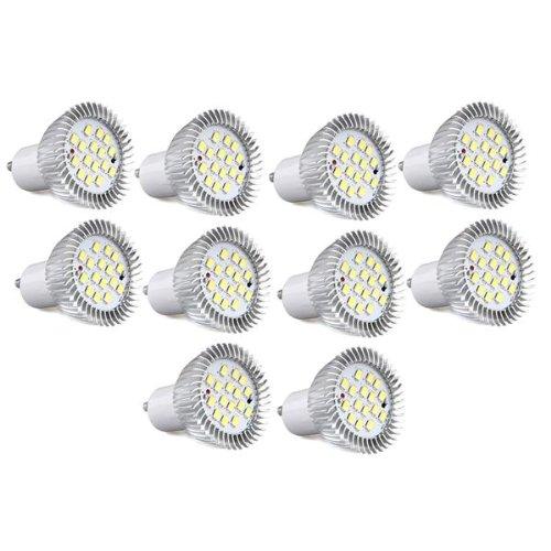 Juego de 10 bombillas LED