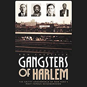 Gangsters of Harlem Audiobook