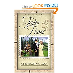 """Tender Flame"" by Al and Joanna Lacy :Book Review"