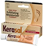KERASAL 15G EXFOLIATING MOISTURIZING FOOT OINTMENT, 0.5 Boxes (Pack of 3)