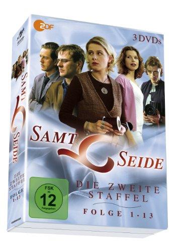 Samt & Seide - Staffel 2/Folge 01-13 auf 3 DVDs!