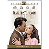 Leave Her to Heaven ~ Gene Tierney