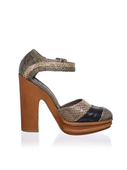 MARNI Women's Snake Platform Sandal