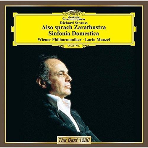 CD : Lorin Maazel - R. Strauss: Also Sprach Zarathustra (Rubidium Clock Cutting, Japan - Import)