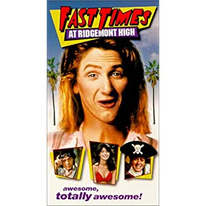 Martin s View Fast Times at Ridgemont High soundtrack