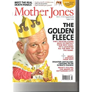 Mother Jones Magazine, 10 issues - Full Year 1979, Very Good