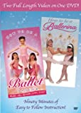 How to Be a Ballerina & Ballet Dancer [DVD] [Import]
