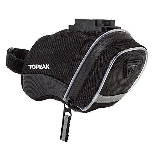 Topeak Aero Style Seat Bag, Black back-794174