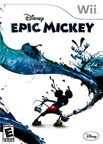 Disney Epic Mickey - Nintendo Wii (Epic Mickey 2 compare prices)