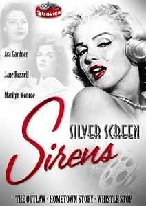 Silver Screen Sirens: Marilyn Monroe   Jane Russell   Ava Gardner (2 Disc Set)