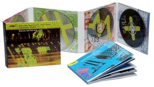 Brian Eno - Ohm: The Early Gurus of Electronic Music Special Edition 3CD + DVD - Zortam Music