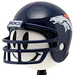 NFL Denver Broncos Football Helmet Antenna Topper