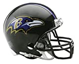 Picture Of Riddell Baltimore Ravens NFL Replica Mini Helmet w/Z2B Mask