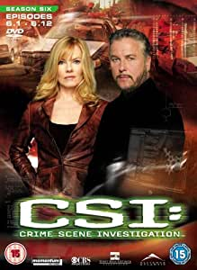 CSI: Crime Scene Investigation - Las Vegas - Season 6 Part 1 [DVD]
