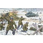 イタレリ 6103 1/72 バルジの戦い(米軍・独軍 ジオラマセット)