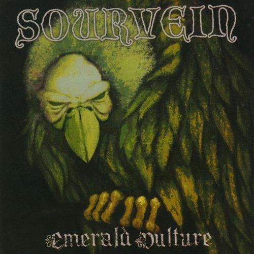 Emerald Vulture by Sourvein