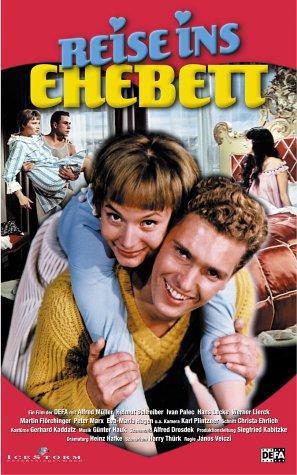 Reise ins Ehebett [VHS]
