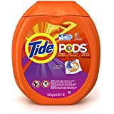 Tide PODS Laundry Detergent Pacs - Spring Meadow - 81 ct 2.02kg