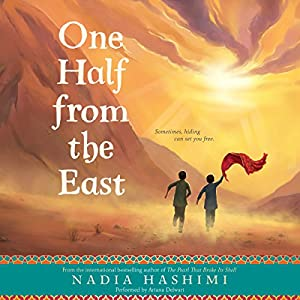 One Half from the East Audiobook