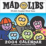 Mad Libs 2004 Day-To-Day Calendar (0740736817) by Price, Roger