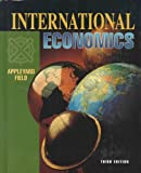 International Economics (0256171637) by Dennis R. Appleyard