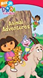 Dora the Explorer: Animal Adventures [VHS] [Import]
