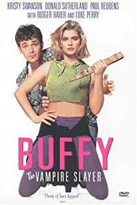 "Cover of ""Buffy the Vampire Slayer"""