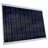 ECO-WORTHY 180 Watt Solarpanel 24 Volt Solarmodul Polykristallin Photovoltaik Solarzelle
