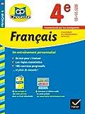 Français 4e: cahier de révision et d'entraînement