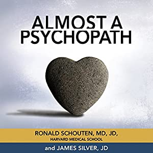 Almost a Psychopath Audiobook