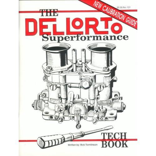The Dellorto Superformance Tech Book