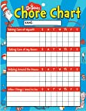 Eureka Dr. Seuss Reward Charts, Package of 25, Cat in The Hat (838125)