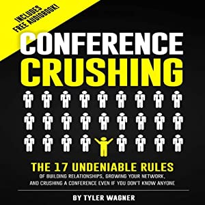 Conference Crushing Audiobook