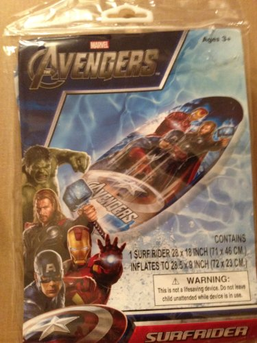 Avengers Inflatable Surf Rider - 1