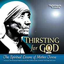 Thirsting for God  by Lou Tartaglio, Angelo Scolozzi Narrated by Lou Tartaglio, Angelo Scolozzi