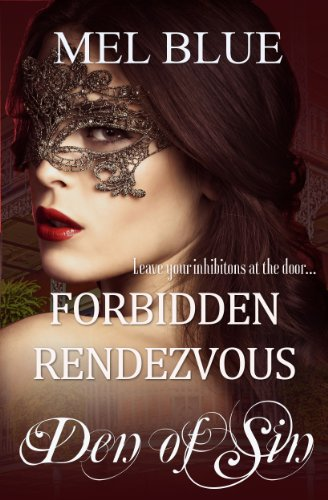 E-book - Forbidden Rendezvous by Mel Blue
