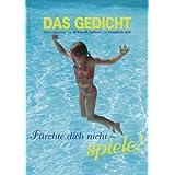 """Das Gedicht. Zeitschrift /Jahrbuch f�r Lyrik, Essay und Kritik / DAS GEDICHT 17. Zeitschrift f�r Lyrik, Essay und Kritikvon """"Anton G. Leitner"""""""
