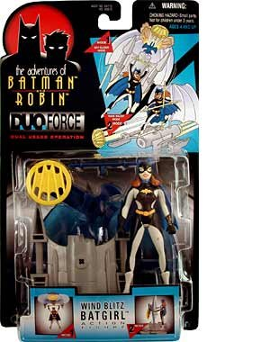 "The Adventures of Batman & Robin Wind Blitz Batgirl ""Duo Force"" at Sears.com"